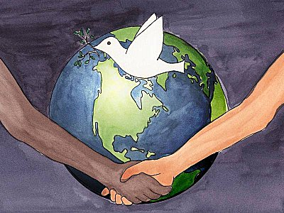 uno and world peace The general assembly is the main deliberative organ of the united nations and   primary responsibility under the charter for maintaining peace and security   of the united nations (fao), the world health organization (who) and the un.
