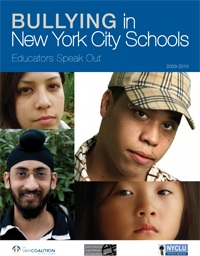 Bullying in NYC Schools Report Thumbnail