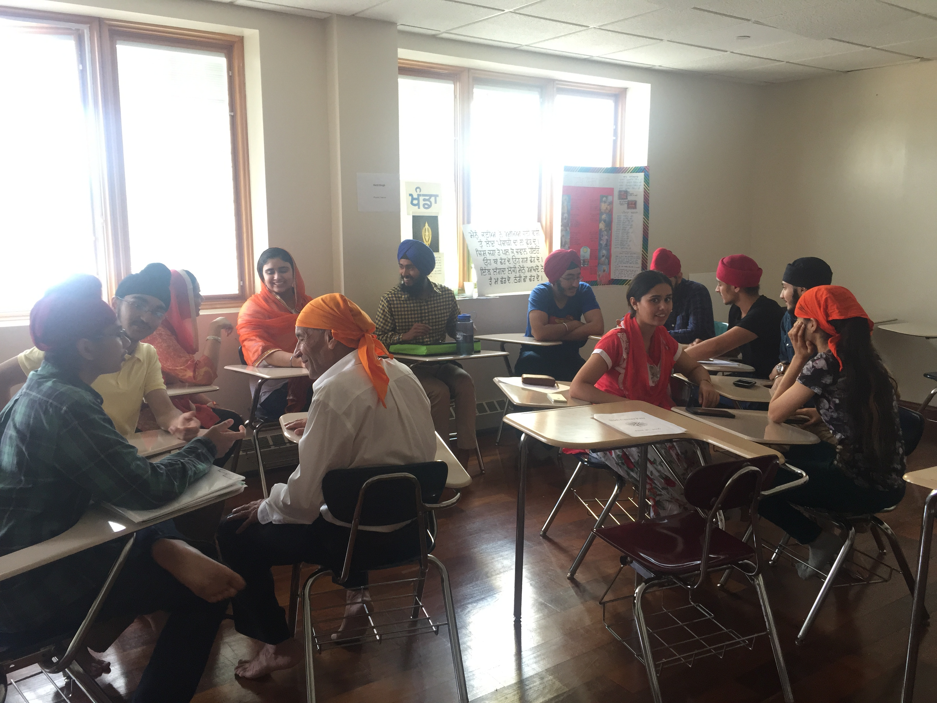 jsc career fair 2016 jpg junior sikh coalition member hosts career fair