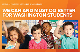2017 League of Education Voters Strategic Plan