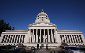 Washington state Capitol - League of Education Voters