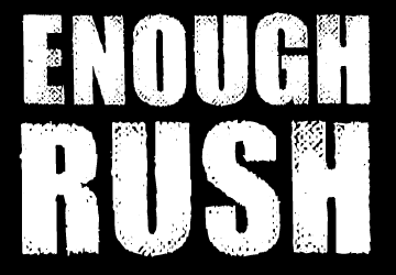 [image - Enough Rush logo]