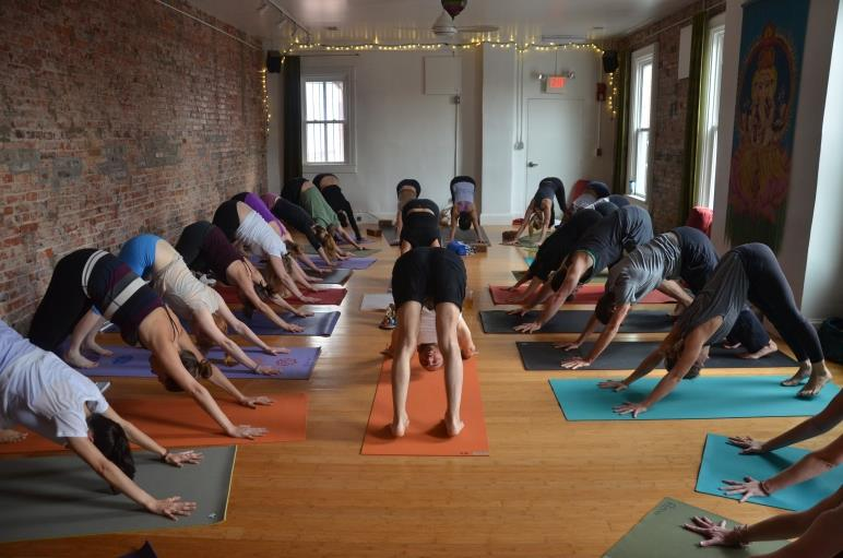 Flow Yoga Teacher Training