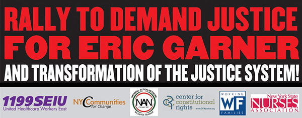 Demand Justice for Eric Garner and Ramarley Graham!