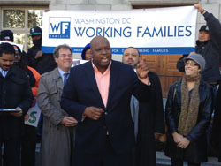 We're bringing a $12.50 minimum wage to DC. And we need your help.