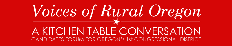 Voices of Rural Oregon