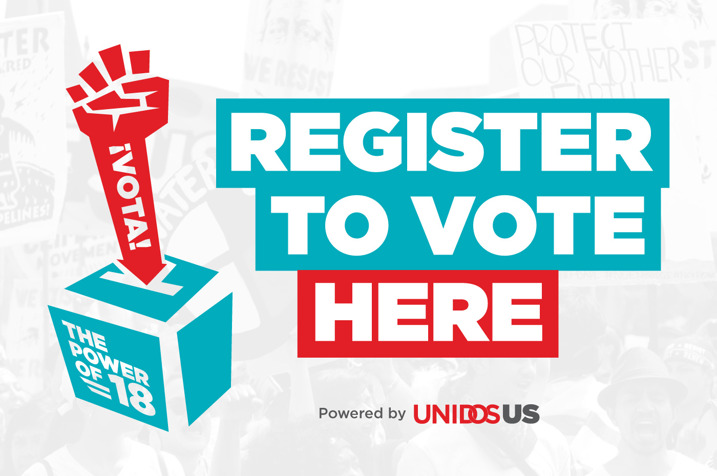 Click for Become a Voter - Register Here