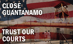 Write Your Senator: Don't Block Guantanamo Closure