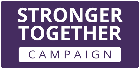 2018 STRONGER TOGETHER CAMPAIGN
