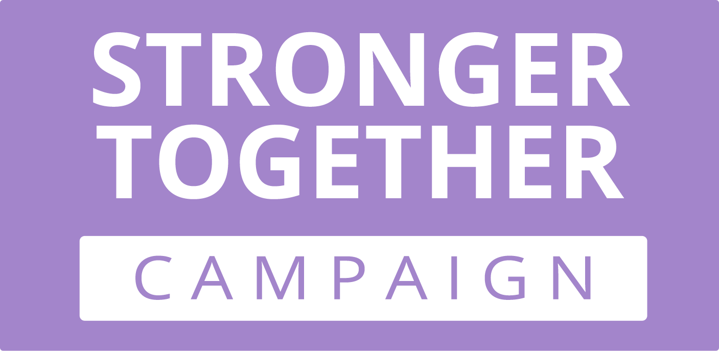 2019 STRONGER TOGETHER CAMPAIGN