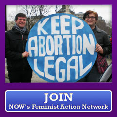 Join NOW's Feminist Action Network