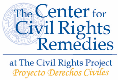 UCLA Civil Rights Project Center for Civil Rights Remedies