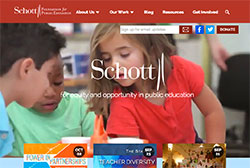 New Schott site