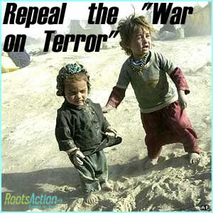 launching the war on terrorism Effect: george w bush and the war on terrorism - volume 36 issue 1  w  bush's prompt launching of the war on terrorism cries out for the.