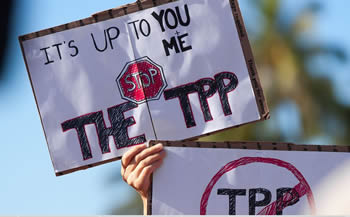 Petition To Stop The Tpp